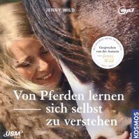 JENNY WILD - VON PFERDEN LERNEN,SICH SELBST ZU VERSTEHEN    CD-ROM NEU