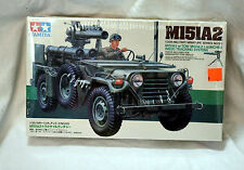 Tamiya 35125 1/35 M151A2 w/Tow Missile Launcher  (ref#52)