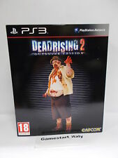 DEAD RISING 2 OUTBREAK COLLECTOR'S EDITION - SONY PS3 - NUOVO SIGILLATO NEW