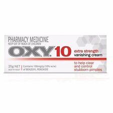 ツ OXY 10 VANISHING EXTRA STRENGTH CREAM 25G 10% BENZOYL PEROXIDE ACNE