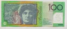 Australian $100 Dollar Polymer Bank Note - Third Series - UNC