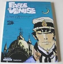 PRATT: FABLE DE VENISE (SIRAT AT BUNDUQYYIAH - ed. Casterman)
