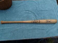 """Vtg 1980s Fred Lynn 125 Louisville Slugger S2 Model Baseball Bat Uncracked 33"""""""