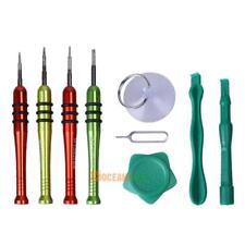 8 in 1 Phone Repair Tri Wing Metal Screwdriver Opening Tool Set Kit for iPhone 7