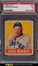 1948 Leaf Honus Wagner #70 PSA 3 VG