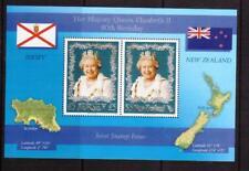 NEW ZEALAND & JERSEY 2006 joint min sheet MUH