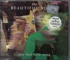 The Beautiful South-One Last Love Song cd maxi single