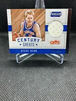 2015-16 Panini Threads Century Greats STEVE KERR GAME USED Jersey /170 - Cleve