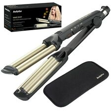 BaByliss 2337U Wave Envy Ceramic Barrels Ultra Fast Heat Up Hair Styling Curler