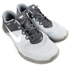 size 40 8b6b0 02fde Para mujer Nike Metcon 2 Entreno Crossfit Zapatos Negro Gris Blanco 821913  001 Talla 10