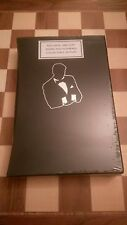 Roger Moore SIGNED My Word is My Bond Limited Edition Autobiography SEALED