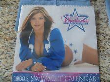 Dallas Cowboys CHEERLEADERS 2005 SWIMSUIT Calendar SEALED UNOPENED
