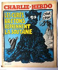 Charlie hebdo n°488 du 19/03/1980; Poster De Gaulle/ Roman Photo Coluche