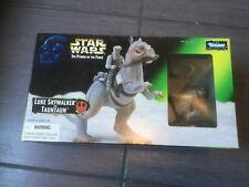 star wars POTF luke skywalker and tauntaun