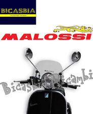 10109 - CUPOLINO CHIARO SPORT SCREEN MALOSSI VESPA PX 125 150 200 LML STAR DELUX