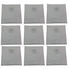 (9) Type C-5 Bags for Panasonic Vacuum MC-V150M, MC-V96, Micron HEPA Cloth