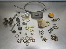 1980 Yamaha SR250 Exciter Miscellaneous Bolts and Brackets