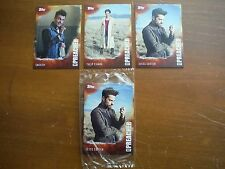 2016 SAN DIEGO COMIC CON EXCLUSIVE TOPPS AMC PREACHER PROMO CARD SET OF 3