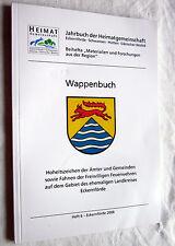 WAPPENBUCH - Hoheitszeichen der Ämter und Gemeinden eh. Landk. Eckernförde