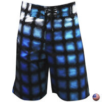 SQUARE SUMMER SURF BEACH SPORT MEN'S SWIMWEAR TRUNKS SWIMMING BOARD SHORTS