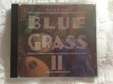 The Best of Bluegrass II by Various Artists (CD, May-1995, K-Tel Distribution)