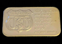 1975 Crabtree Mint 1 oz .999 Fine Art Bar • United States Taxpayers Union