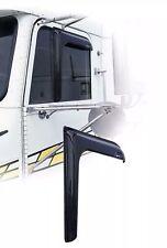 TRUCK VENTVISORS Side Window Rain Deflector; SMOKE; 2pc. KENWORTH