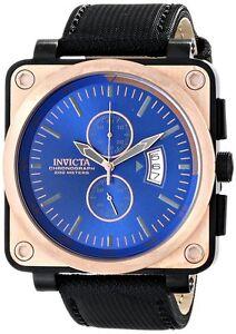 Invicta Men's 16165 Corduba Analog Display Japanese Quartz Black Watch Date