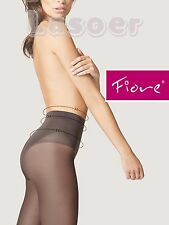 "█▬█ █ ▀█▀ ""BAUCH-WEG"" ✔ Bikini Fit Strumpfhose ✔ 40 Den ✔ S-L 36-46"