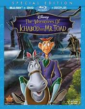 The Adventures Of Ichabod And Mr. Toad (DVD,1949)