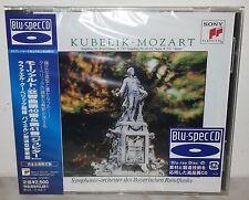 BLU-SPEC CD KUBELIK - MOZART - SYMPHONIES No. 40 & No. 41 - JJAPAN SICC 20068
