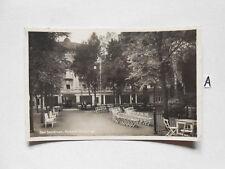 Postkarte Ansichtskarte Sachsen.Bad Salzelmen Kurpark-Hauptallee