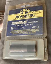 Mossberg 12 ga Choke Tube Full 95115 Nip #Cab7-G2