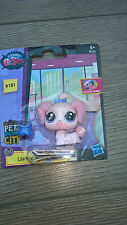 Littlest Pet Shop Pets In The City Pink Dog 181 Lila-Mae Pinktail