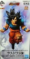 Banpresto Dragon Ball Ichiban Kuji LAST ONE Prize BATTLE RETSUDEN Z Son Goku