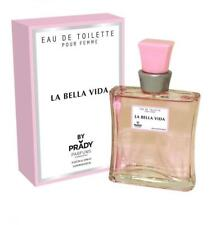 Colonia La Bella Vita Prady Perfume generico mujer eau de Toilette 100 ML.