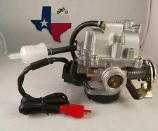18mm PD18J Carb Carburetor For GY6 50CC 139QMA 139QMB Scooter Jonway 50cc   [B2]