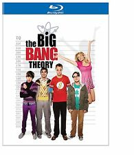 The Big Bang Theory ~ Complete 2nd Second Season 2 Two ~ BRAND NEW BLU-RAY SET