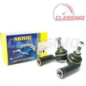 Moog Track Tie Rod End Pair for ALFA ROMEO 147 156 GT - all models - 1997-2010