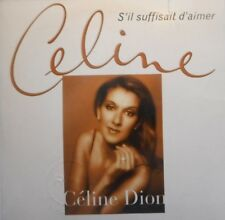 CELINE DION : S'IL SUFFISAIT D'AIMER (2 TITRES) [ CD SINGLE ]