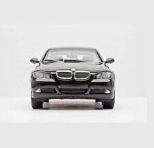 New Welly Fassi 1/43 BMW 330i sedan 2015 Diecast metal alloy toys Black Car