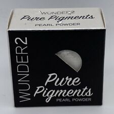 Wunder2 Pure Pigments, Pearl Powder (BOXED) (NEW)