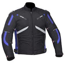 moto Cordura Hombre Cubierta Tela Impermeable Protección Ce