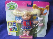 Vintage 1998 CPK Cabbage Patch Kids Club Norma Jean 50 Years Forever NEW