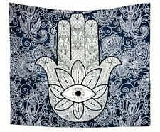 75 Tapestry Hippie Bedspread Beach Towel Indian Yoga Mat Wall Hanging Decor Fast
