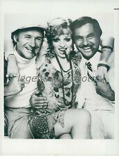 1975 Lucky Lady Printed 1979 Gene Hackman Liza Minnelli Original Press Photo