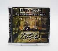 DUTTY MOUTH VOL. 3 THE FINAL CHAPTER LEX Rare CD Album - Complete, VG Condition