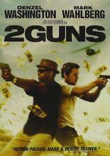 2 Guns (DVD, 2013) Mark Wahlberg Denzel Washington NEW