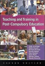 Very Good, Teaching and Training in Post-Compulsory Education, Armitage, Andy, R