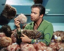 William Shatner ++ Autogramm + Star Trek ++ Miss Undercover + Voll auf die Nüsse